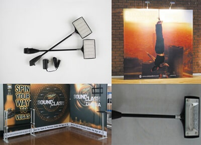 Media Wall LED Light Accessories